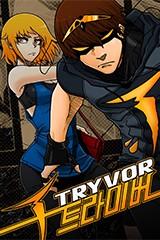 트라이버(TRYVOR) [스크롤]