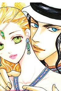 사막의 푸른 눈동자